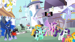 Ponyquest (Animated) by FlintEXP