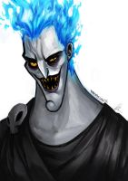 Hades God of the Underworld by TheBoyofCheese