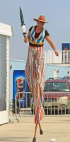 Stilt Walker by TakingBackSusan