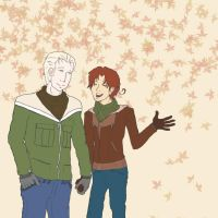 GerIta - Oh, It Is Love by passive-expressive