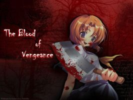 The Blood of Vengeance by hueyyi1