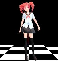 Ginjishi Sailor Teto MMD download by Reon046