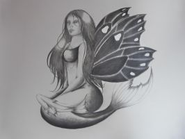 Mermaid Fairy by mocksey