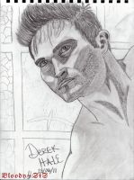 Derek Hale II by Bloody-sts