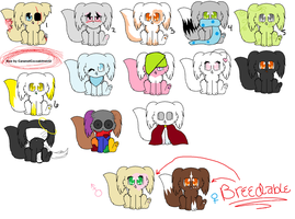 1pt adoptables PLUS a breedable by firefox939