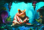 Frog king by BriGht-liGht-NSH