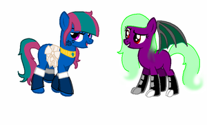Pony Auctions (CLOSED) by FallenFateAdopts