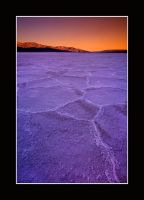 Badwater,Death Valley by Brettc