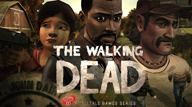 The Walking Dead: The Game by Colibrilemon