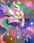 MLP FIM: Twilight is Celestia's puppet by hinoraito