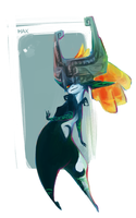 Imp Midna by HaxPunch