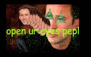 Nick Cage is Illuminati Confirmed by SuperKawaiiCookie