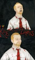 King of the Zombies by JennHolton