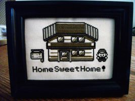 Pokemon Home Sweet Home by chopstickilla