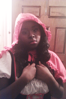 Lil Miss Red From Da Hood by dreamchaser21
