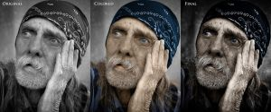Homeless transformation by Jazminlee23
