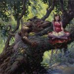Beauty and The Beast by postapocalypsia