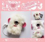 KUMA - Kawaii iPod or iPhone Case by TomodachiIsland