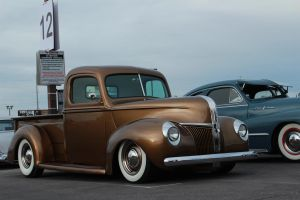 Bronzing Ford by KyleAndTheClassics