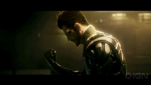 Deus Ex Human Revolution GIF by Meatsnacks