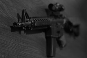 M4A1 Carbine by Dj-TheKiller
