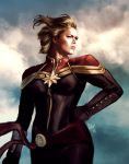 Ronda Rousey could totally play Captain Marvel by hugohugo