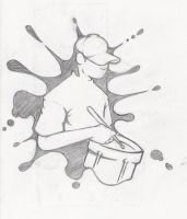 Funky Drummer by bam217