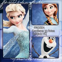 Photopack 22: Frozen by SwearPhotopacksHQ