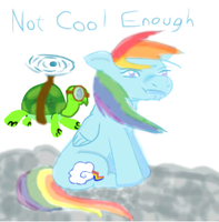 Not Cool enough by PoniesPunch