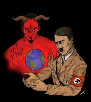 HITLER by IndioBlack619