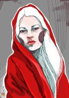 Red Riding Hood by yourPorcelainDoll