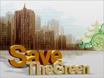 Save The Green Save The World by TheAlessandro