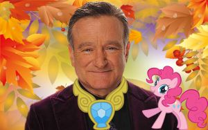 Robin Williams - The Original Element of Laughter by Sasami87