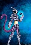 Human Mewtwo - The Armor by Yula568
