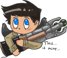 Cas the Timelord by TimelordCastiel