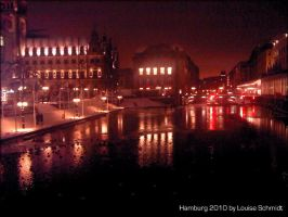 Hamburg by LouiseSchmidt