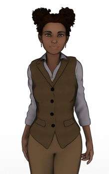 VN sprite by Lain105