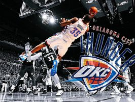 Kevin Durant by danielboveportillo