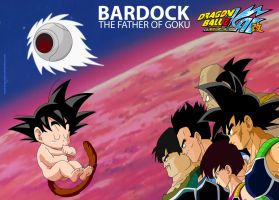 Bardock The Father of Goku by kingvegito