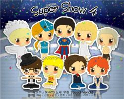 Super Junior - Good Friends by flyinfLa