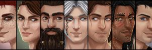 Heroes by Sheppard56