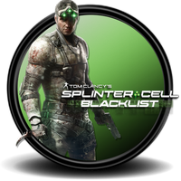 splinter cell blacklist icon 2 by SidySeven
