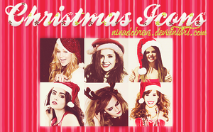 +Christmas Icons. by ninadobrevs