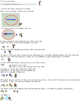 11 steps to sonic sprite good by invislerblack