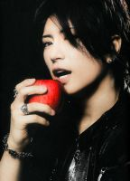 GACKT by pinkliliart