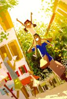 Provence Holidays by PascalCampion