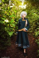 Pandora hearts - Kevin by adelhaid