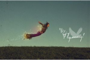 Fly away by Catrin47