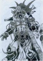 Lycan Thrope, Warcraft Frozen Throne by LouieJohn08