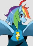 Time Skip MLP: Rainbow Dash by ss2sonic